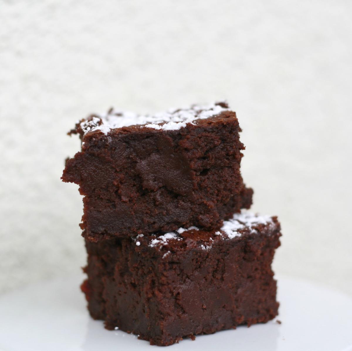 Seelentrösterkuchen oder sagenhafte Rote Beete (pssst!) Brownies