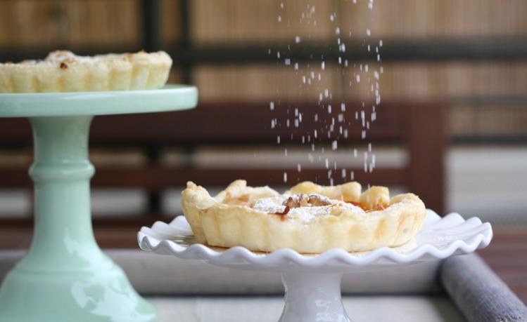 Apfel Tartelettes