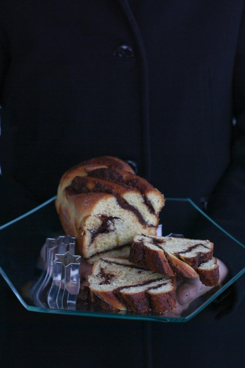Babka-Schokolade-Germteig-Hefeteig-Nüsse-Kaffee