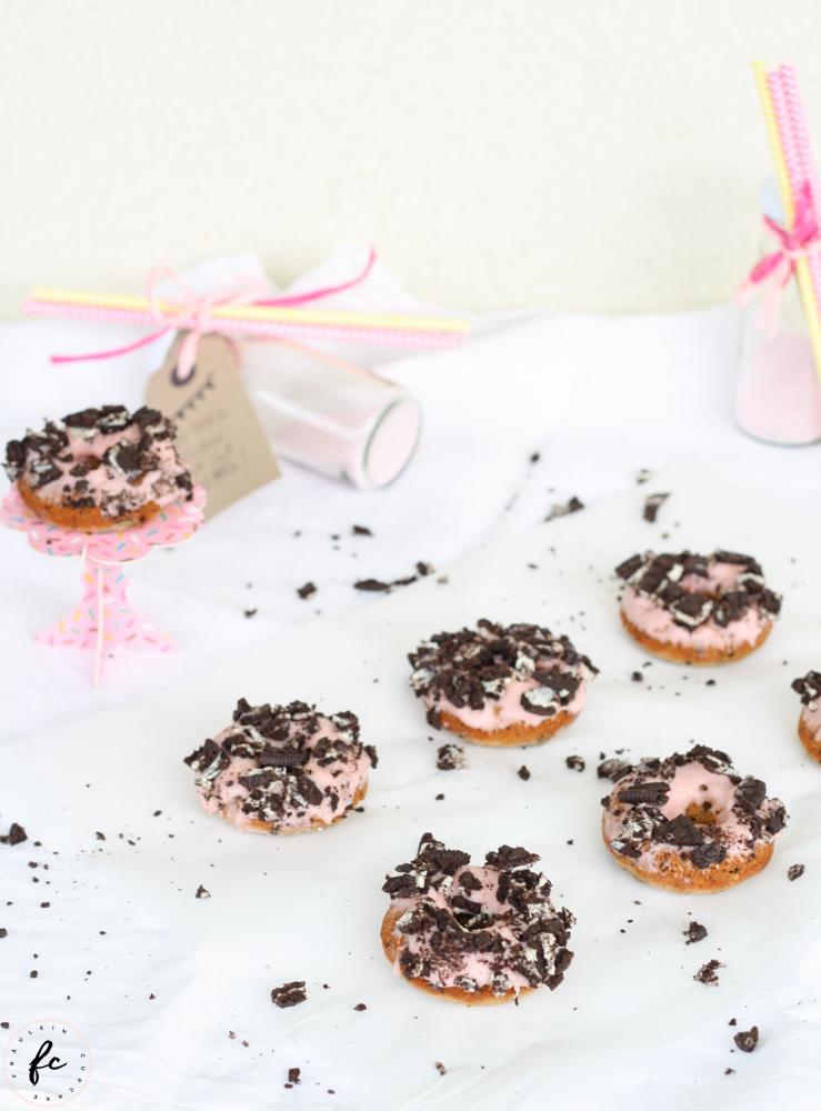 Oreo Donuts Backrohr-2
