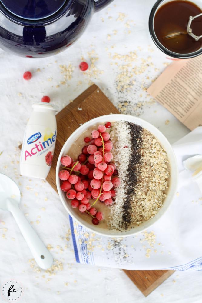 Chai Porridge Danone Actimel-6