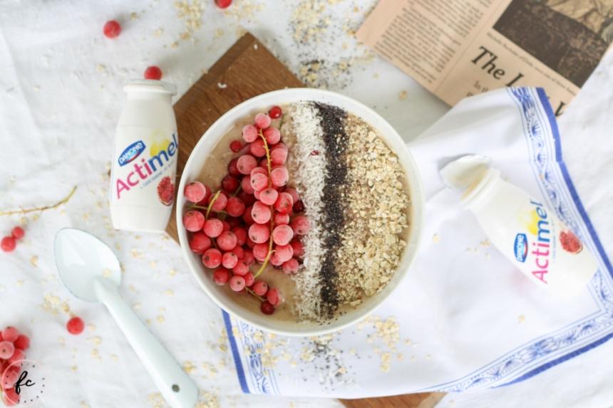 Chai Porridge Danone Actimel-7