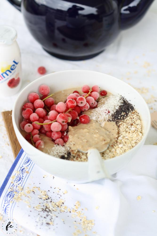 Chai Porridge Danone Actimel-9