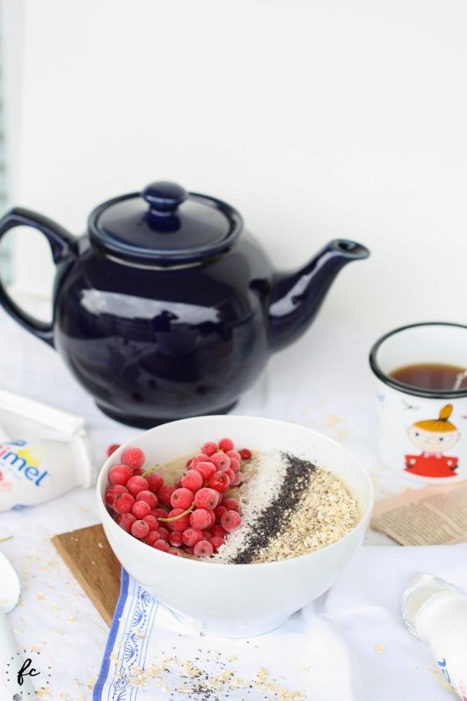 Chai Porridge Danone Actimel