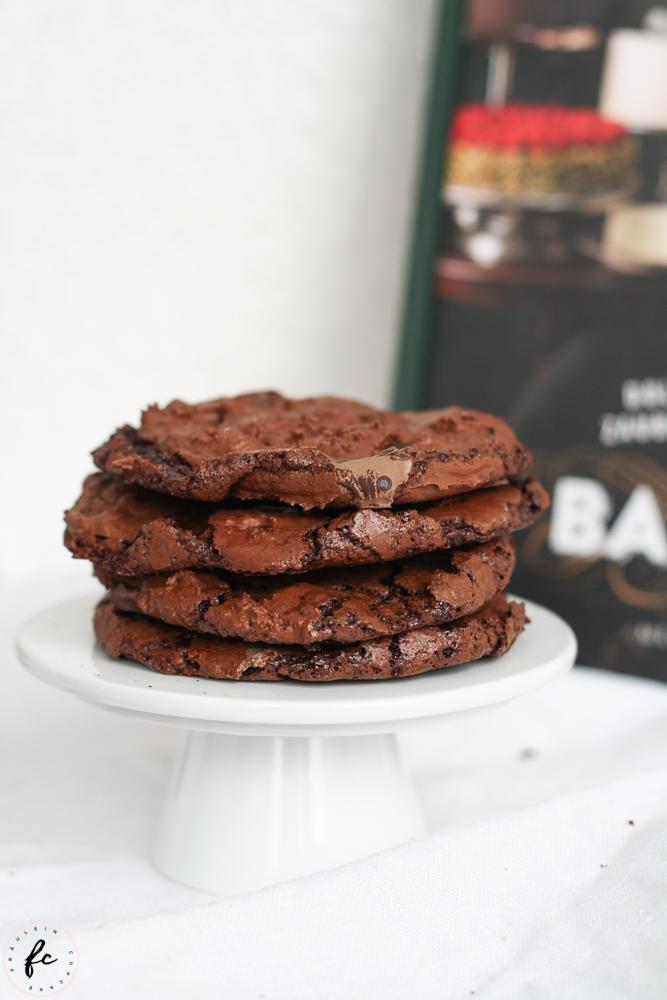 glutenfreie Schokocookies-5