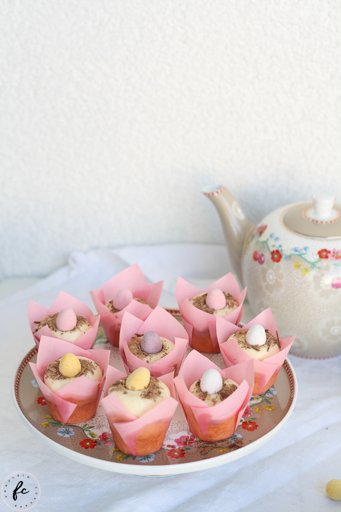 Osternest Cupcakes-4
