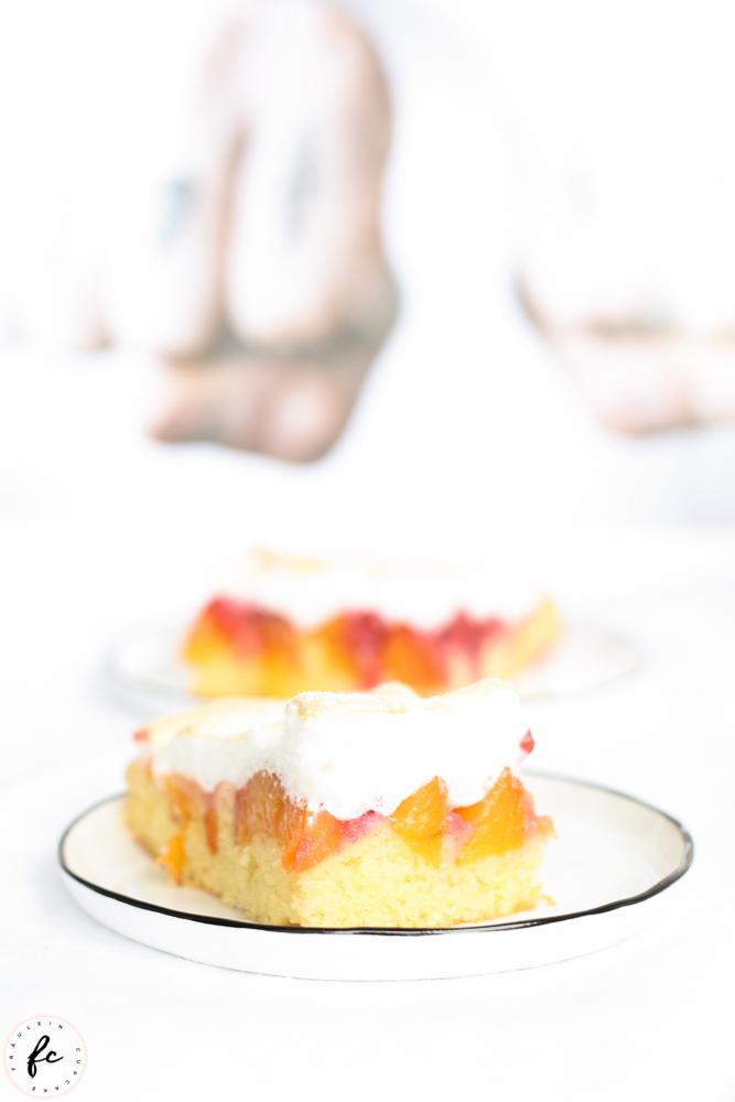 Schladminger Kuchen Marille Ribisel Kuchen mit Baiser-5