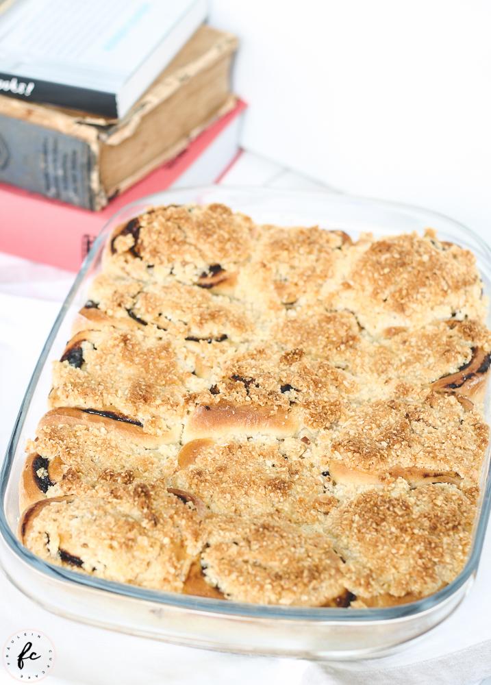 Germteigschnecken mit Powidl und Streuseln Fräulein Cupcake-5