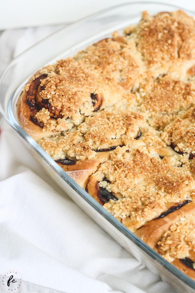 Germteigschnecken mit Powidl und Streuseln Fräulein Cupcake-6