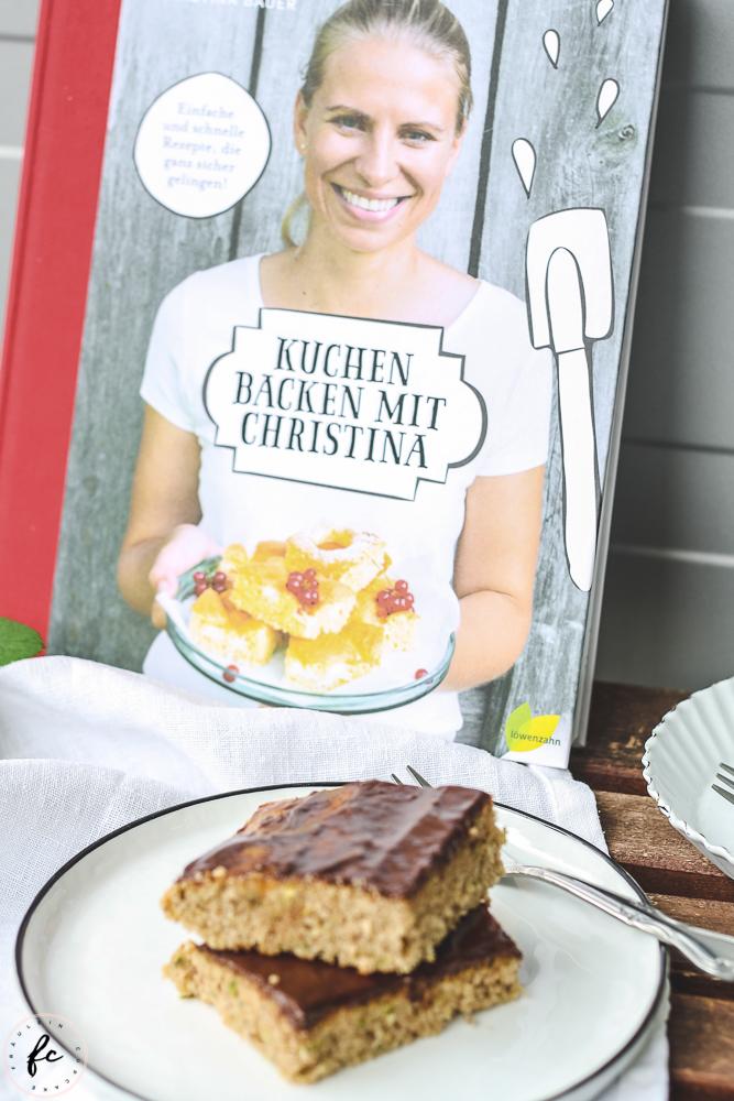 Zucchinikuchen Backen mit Christina-3